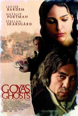 Goya's Ghosts de Milos Forman