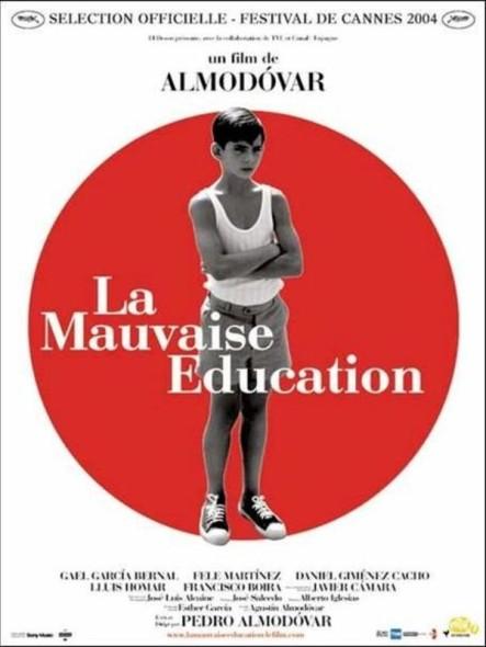 La Mauvaise Education de Pedro Almodovar
