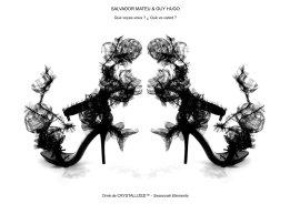 Salvador Mateu Andujar et Guy Hugo / Que Voyez-Vous